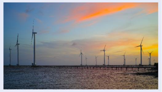 Đánh giá tiềm năng gió và tối ưu hoá tua-bin