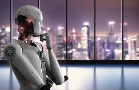 Robot thời 4.0