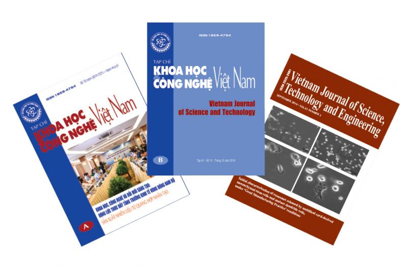 Tạp chí Khoa học và Công nghệ Việt Nam