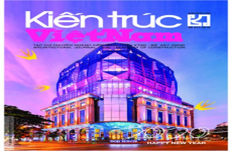 Tạp chí Kiến trúc Việt Nam