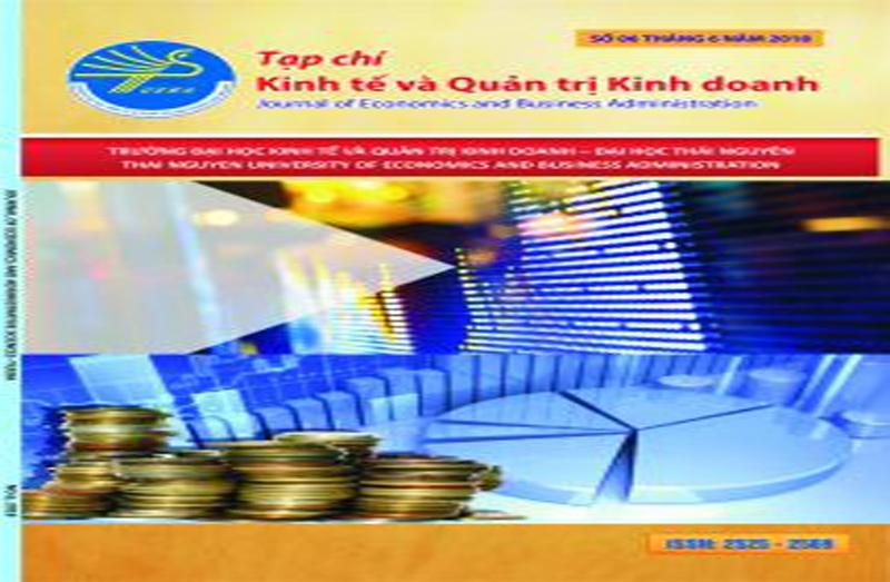Tạp chí Kinh tế và Quản trị Kinh doanh