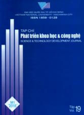 Tạp chí Phát triển Khoa học và Công nghệ