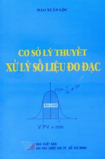 Cơ sở lý thuyết xử lý số liệu đo đạc