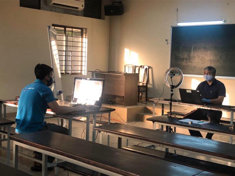 Trường ĐH Bách khoa triển khai giảng dạy trực tuyến phối hợp chính thức từ 6/4/2020